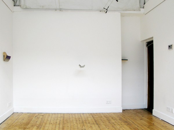 """Fragment of the """"Icarus"""" installation"""